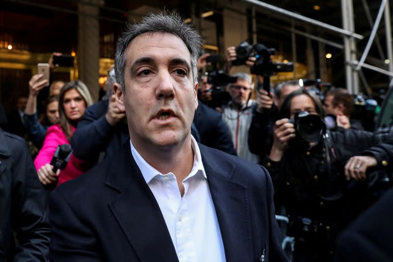 Trump's ex-lawyer Cohen says president disparaged Black leaders and voters - report