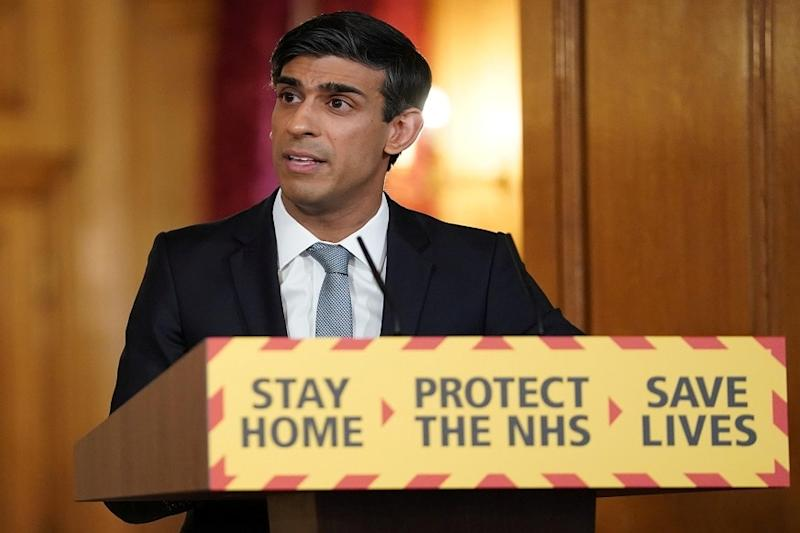 UK's Rishi Sunak Unveils 'Job Support' Boost to Cover Covid-hit Wages