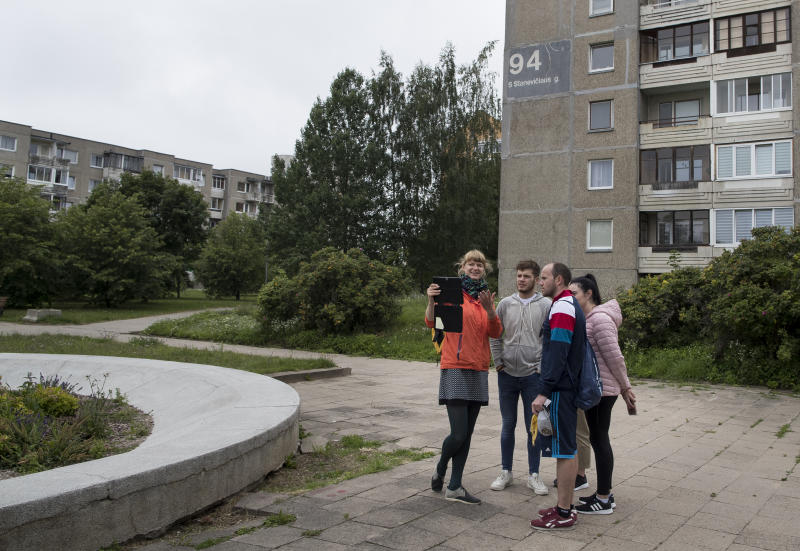 Chernobyl' miniseries sends curious tourists to Lithuania