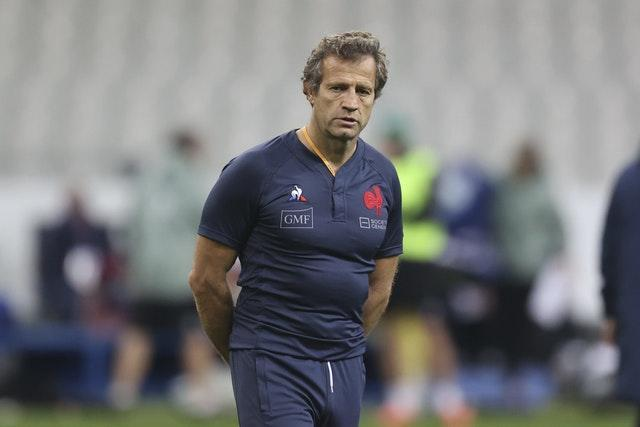 France coach Fabien Galthie has limited options in selection