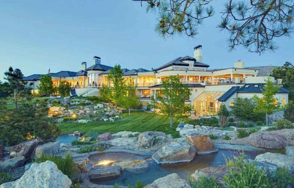 The Biggest House in the U.S. Is Up for Sale