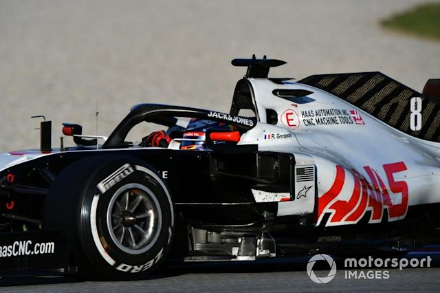"Haas F1 Team VF-20 <span class=""copyright"">Mark Sutton / Motorsport Images</span>"
