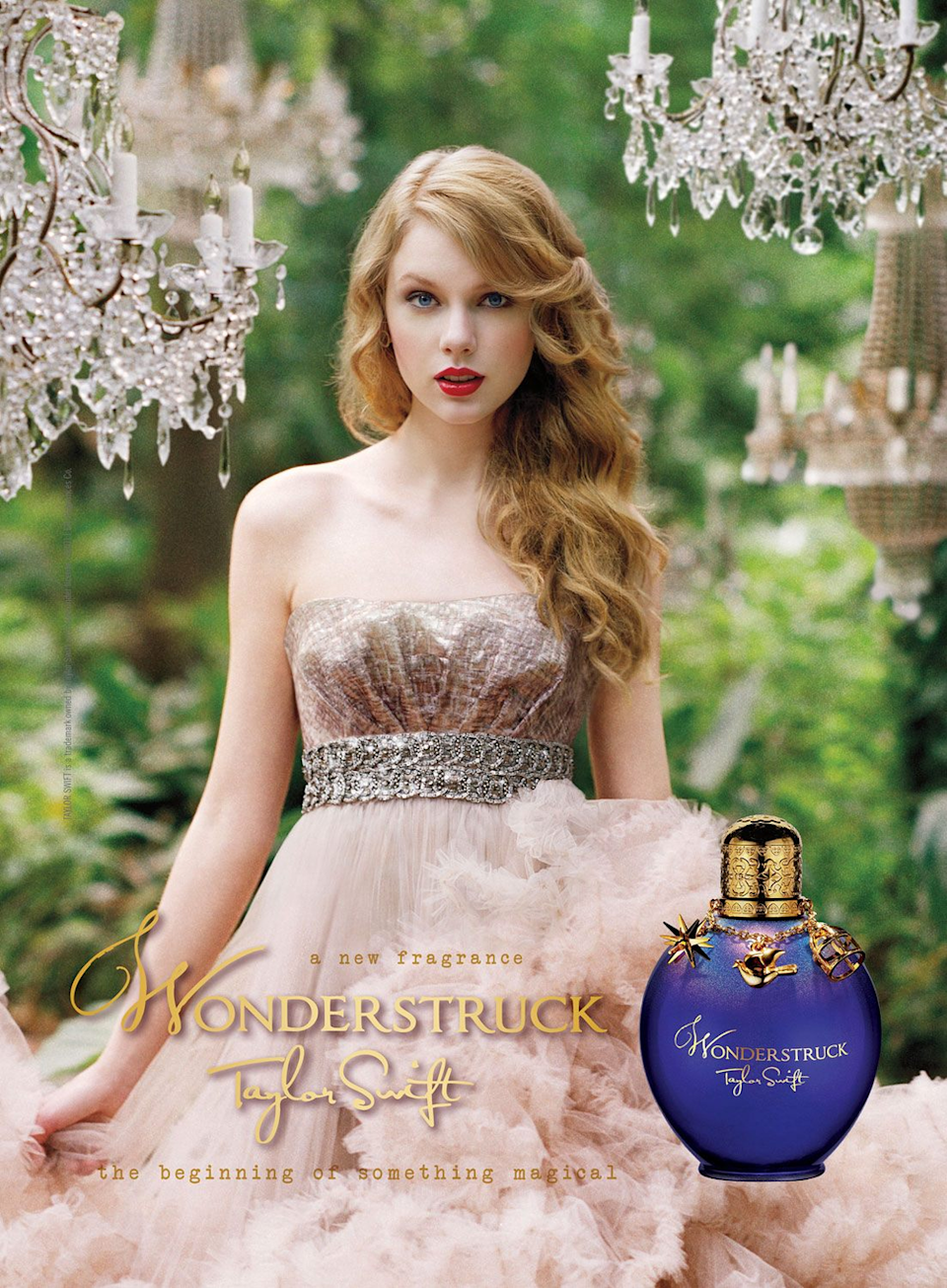 <p>Are the number of chandeliers an Easter egg about Taylor Swift's next studio album? IDK YOU TELL ME. </p>