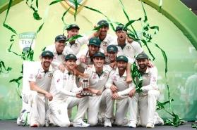 Australia consolidate second spot in World Test Championship standings