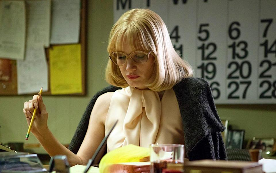Jessica Chastain, 'A Most Violent Year'