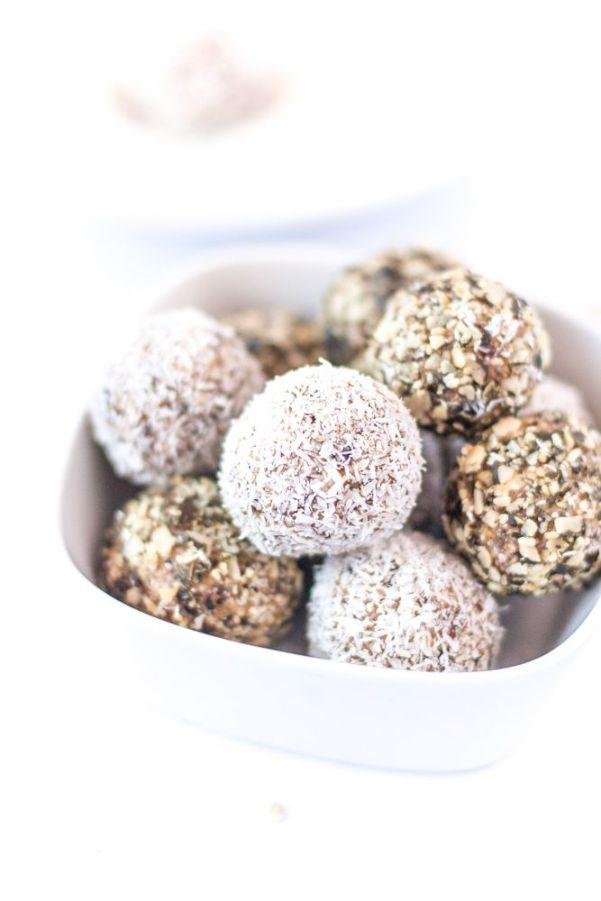 protein ball recipes