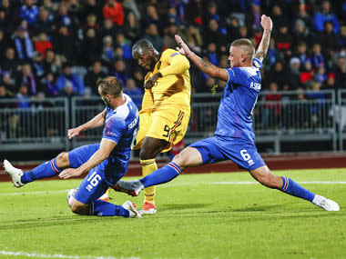 UEFA Nations League: Romelu Lukaku nets twice as Belgium begin campaign with comfortable win over Iceland