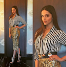 <p>From skirts to pants, she does them all a little higher!</p><p>Instagram.com/shaleenanathani</p>