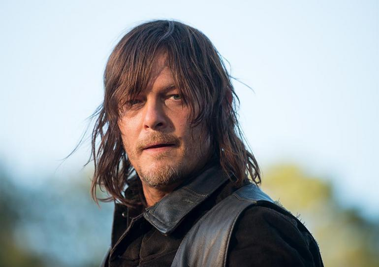 "Norman Reedus (aka, Daryl) from ""The Walking Dead"" just gave us a huge warning about the Season 7 premiere"