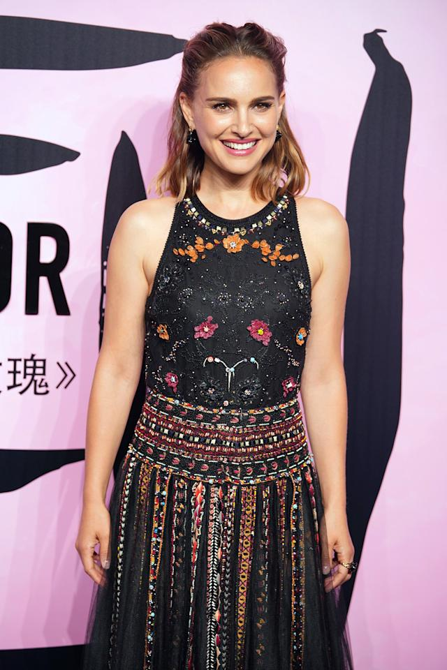 """In 1999, the 18-year-old actress enrolled at Harvard University, graduating with a degree in psychology. The actress <a href=""""https://www.vanityfair.com/hollywood/2016/12/natalie-portman-quit-acting"""">famously said</a> of her decision, """"I don't care if [college] ruins my career ... I'd rather be smart than a movie star.""""  <a href=""""https://people.com/movies/natalie-portman-harvard-senior-mark-zuckerberg-invented-facebook/"""">Fun fact</a>: Portman was a senior at the university when Mark Zuckerberg created Facebook."""