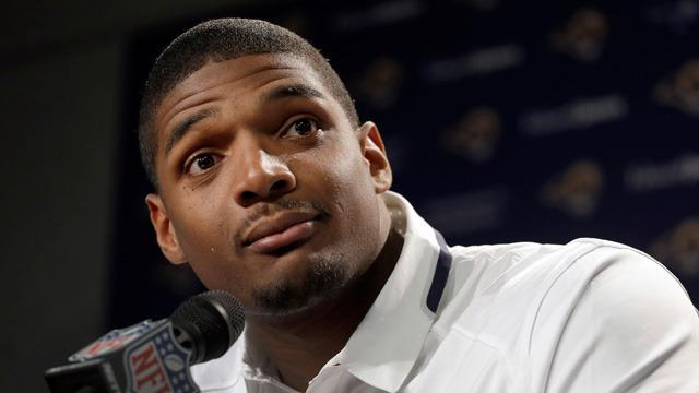 Michael Sam to be featured in documentary series on Oprah Winfrey's network