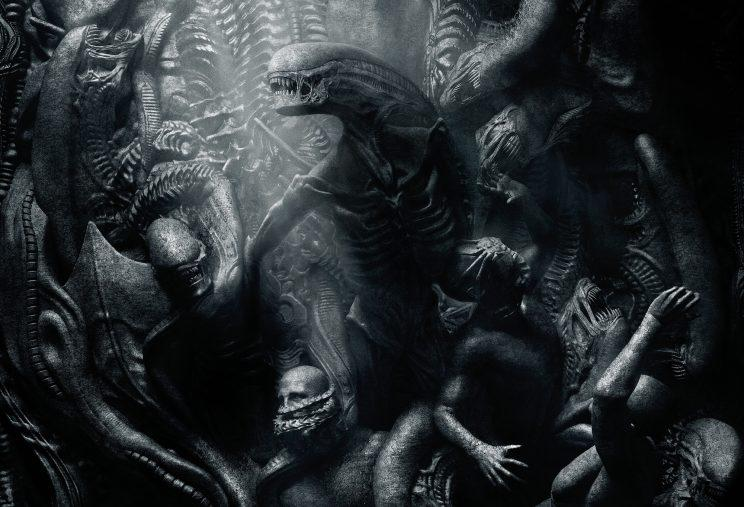 Alien: Covenant poster.