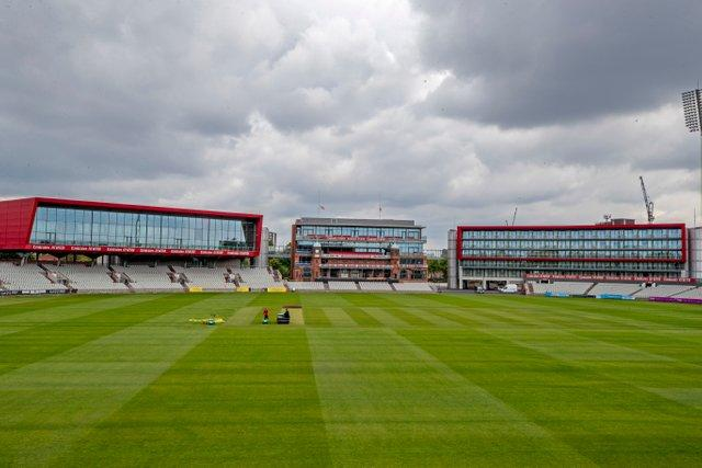 LancashEmirates Old Trafford is a proposed venue for England's behind closed doors games this summer ire CCC Groundsperson Feature