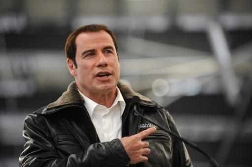 A male masseur has filed a lawsuit against John Travolta for alleged sexual battery, a claim he rejects