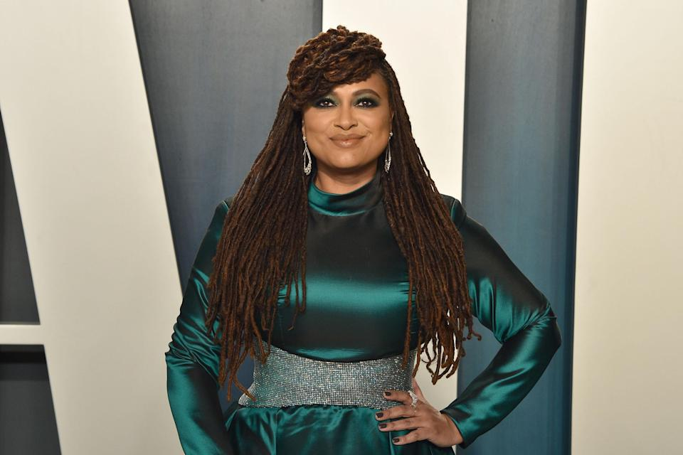 Ava DuVernay attends the Vanity Fair Oscar Party on February 09, 2020. (Photo by David Crotty/Patrick McMullan via Getty Images)