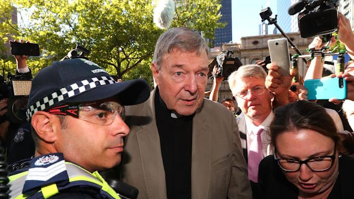 Cardinal George Pell has had his child sexual abuse convictions overturned