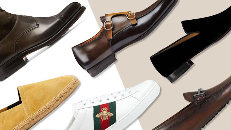 24ea9cf0b90 Robb Report's Definitive Shoe Guide