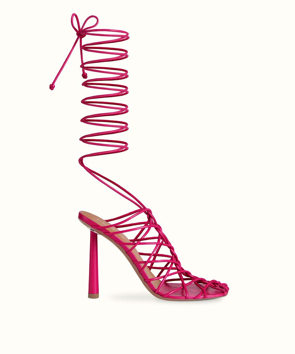 <p><span>Fenty Caged In in Candy Pink</span> ($740, currently sold out)</p>