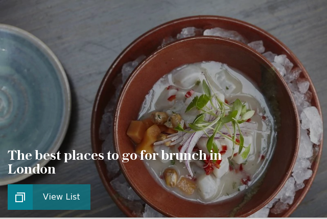 The best places to go for brunch in London