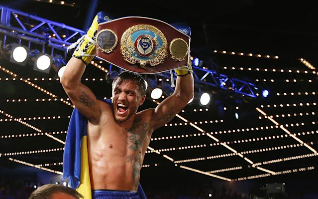 Promoter Bob Arum feels Vasyl Lomachenko is the greatest fighter other than Muhammad Ali he's ever promoted. (Getty)