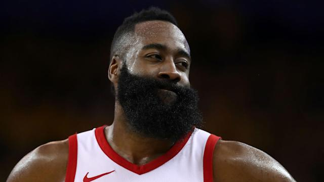 After beating the Warriors, James Harden said he expected the Rockets to practice what they preached following the Game 3 thrashing.