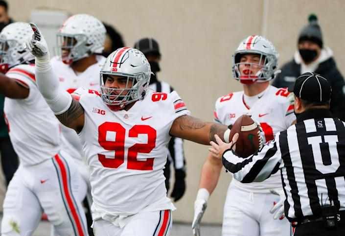 Ohio State football: 9 players among Kiper's top 10 at each position