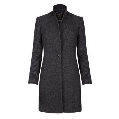 All Saints Tula Coat: What to Wear: Weekend: High Street Winter Coats: Fashion