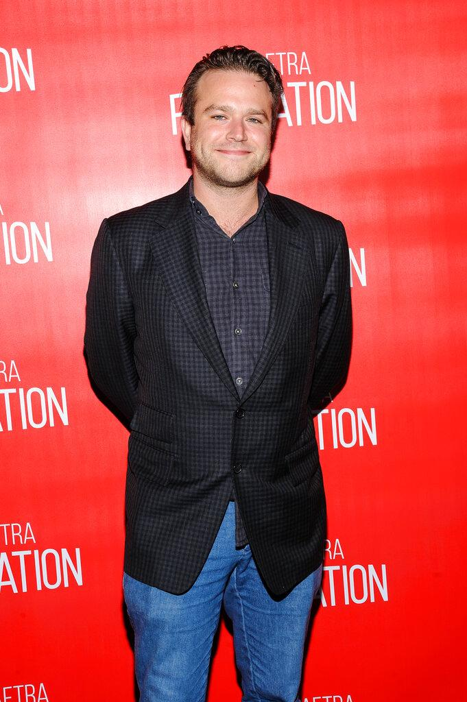 Zak Williams, the son of the late Robin Williams, is using his platform to talk about mental health. (Photo by Christopher Smith/Invision/AP)