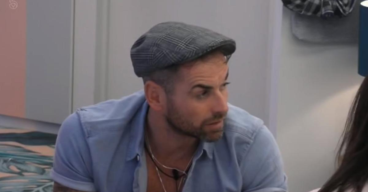 Ben had trouble explaining his relationship history (Channel 5)