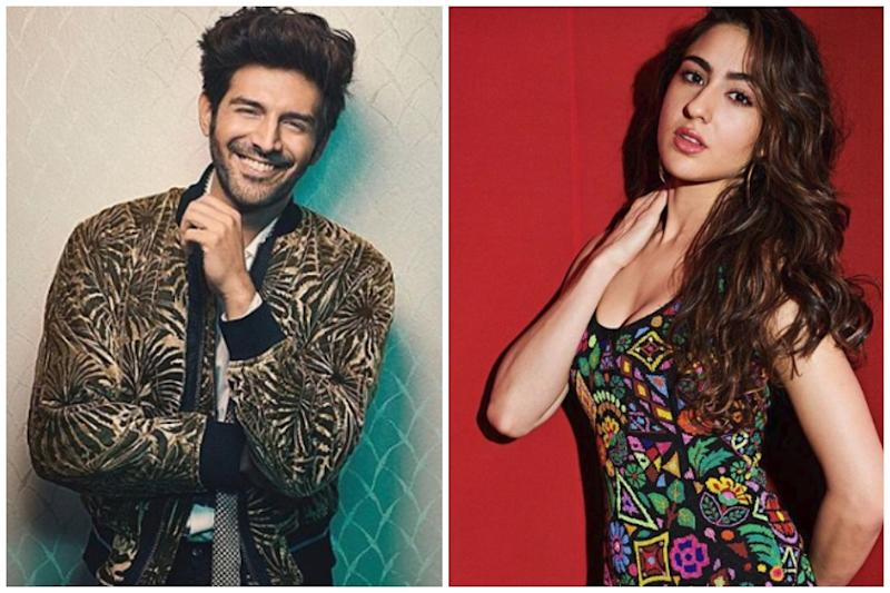 Kartik Aaryan Wants to Choose Sara Ali Khan as His Wife, Guess Who will be 'Woh'