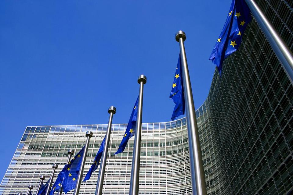 European Commission Blockchain