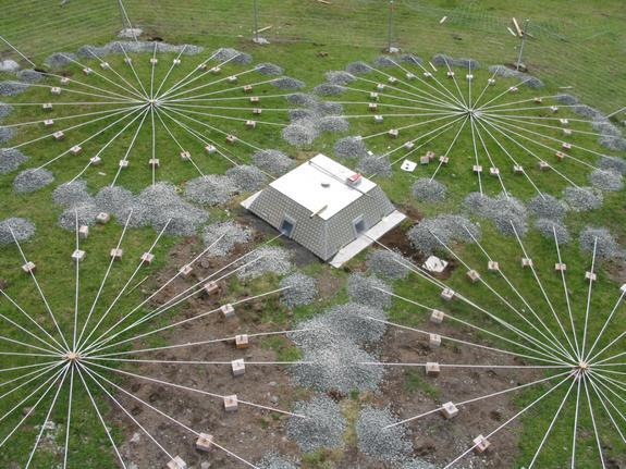 The International Monitoring System overseen by the Comprehensive Nuclear Test Ban Treaty Organization includes infrasound stations that detect low-frequency airwaves from bolides.