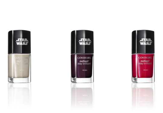 <p>Limited-edition Nail Gloss packaging and shades will be available in Light, Nemesis, and Red Revenge for $5 to $7. </p>