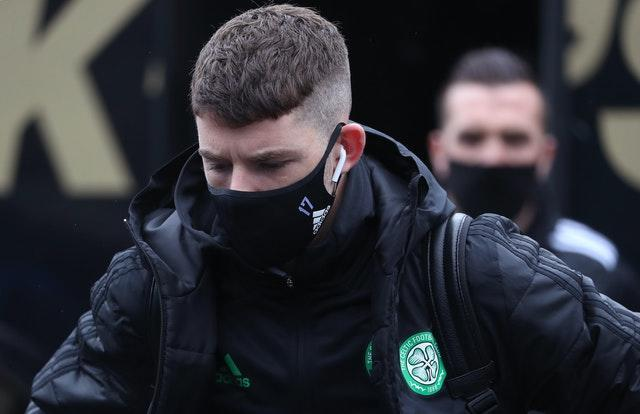 Kieran Tierney and Ryan Christie (pictured) will also miss the three matches for Scotland