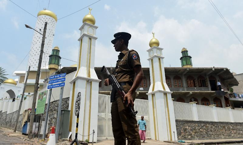 Sri Lanka imposed a state of emergency to quell anti-Muslim riots, mainly in the central Kandy district