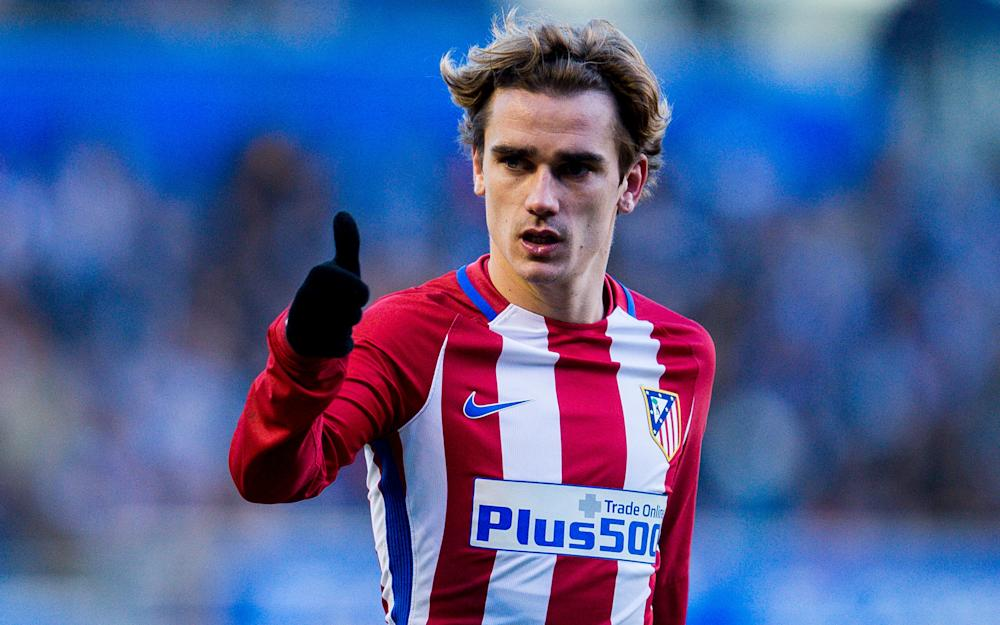 Antoine Griezmann could be on his way to Old Trafford - 2017 Juan Manuel Serrano Arce