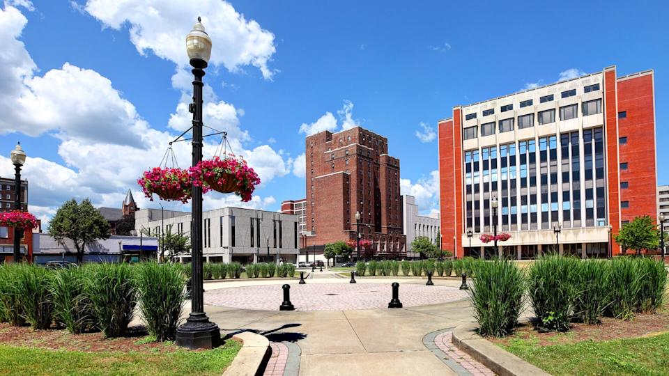 Bridgeport is the most populous city in the American state of Connecticut.
