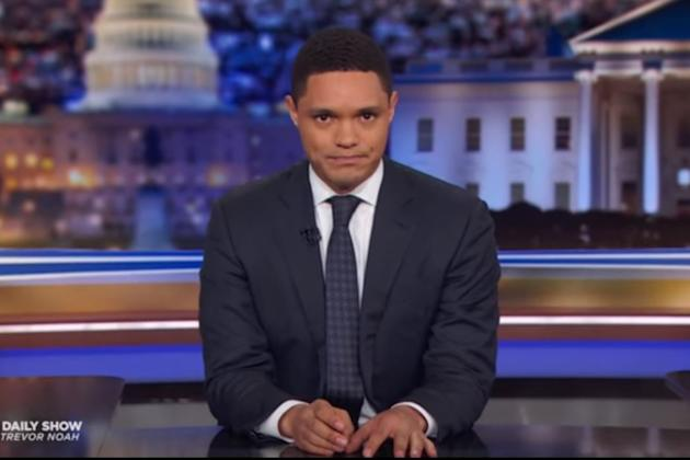 1387a0f634d Trevor Noah s  The Daily Show  Takes Great Glee With Past Joe Biden Gaffes