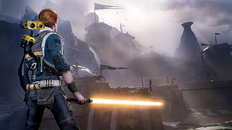 "Save 15 percent on ""Star Wars Jedi: Fallen Order"" for Xbox One. (Photo: EA)"