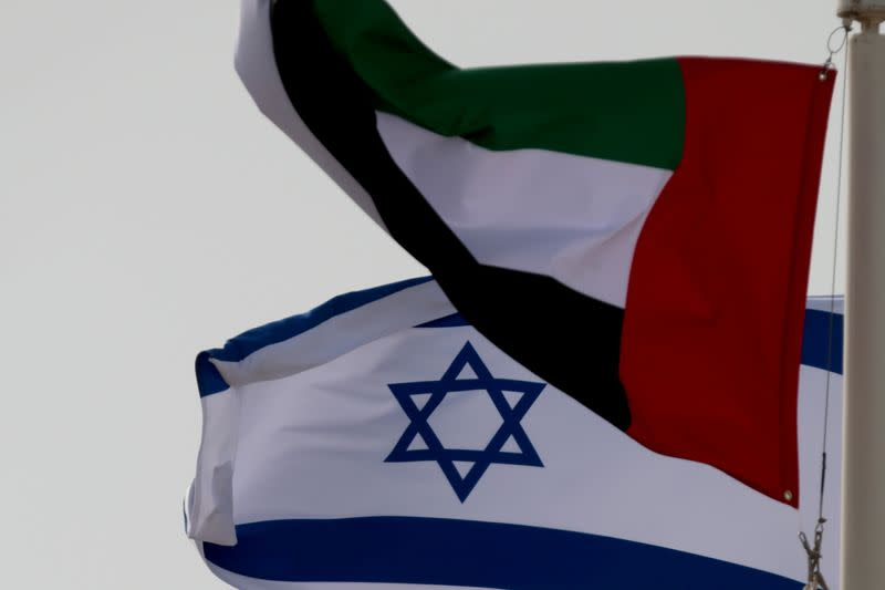 UAE, Israeli cyber chiefs discuss joining forces to combat common threats