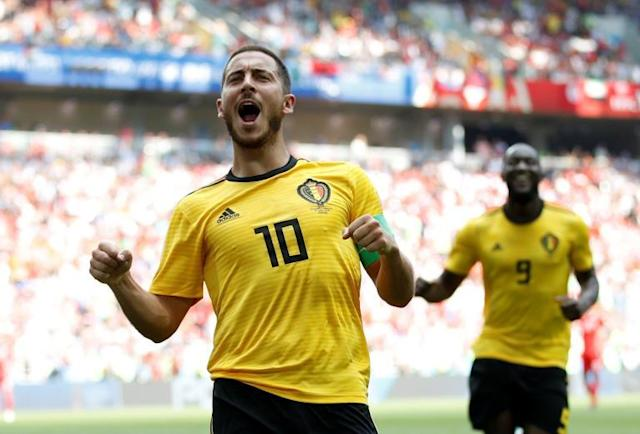 Belgium vs Tunisia player ratings: Eden Hazard and Romelu Lukaku deliver for the Red Devils