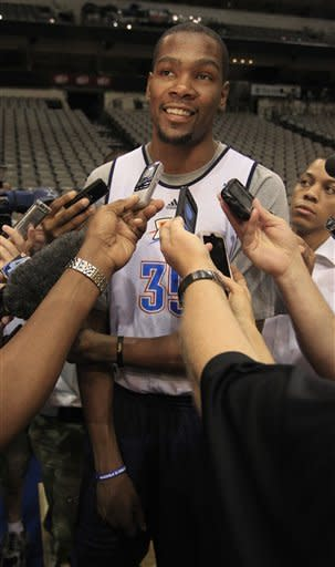 Thunder-Mavericks Preview