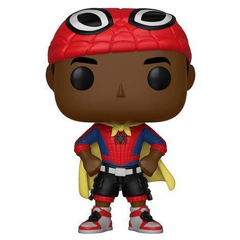 """<p><strong>Funko</strong></p><p>blacktoystore.com</p><p><strong>$39.90</strong></p><p><a href=""""https://blacktoystore.com/product/funko-pop-marvel-miles-morales/"""" rel=""""nofollow noopener"""" target=""""_blank"""" data-ylk=""""slk:Shop Now"""" class=""""link rapid-noclick-resp"""">Shop Now</a></p><p><em>Spider-Man: Into the Spiderverse</em> had your 9-year-old saying, """"Peter Parker who?"""" That means he's probably big Miles Morales fans now. This Spidey can keep him company while he does his homework, or decorate his bookshelf. Ages 6+</p>"""