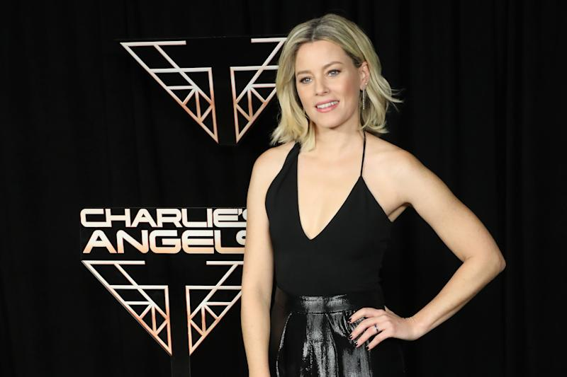 "NEW YORK, NEW YORK - NOVEMBER 07: Elizabeth Banks attends a photocall for ""Charlie's Angels"" at the Whitby Hotel on November 07, 2019 in New York City. (Photo by Taylor Hill/WireImage)"