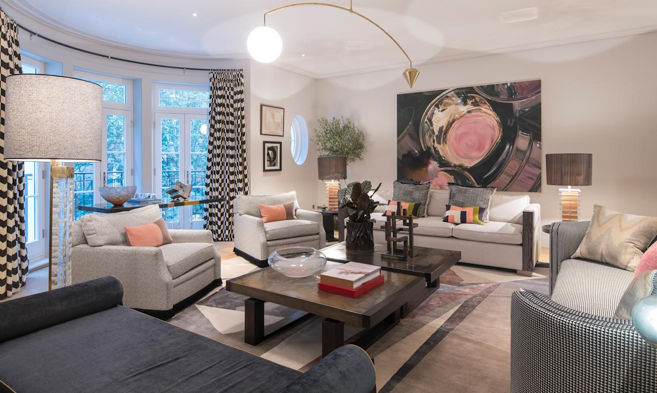 <p>The remaining five homes are now being launched on to the open market, with the treasury set to net more than £13 million in stamp duty from the sale of the ten properties. </p>