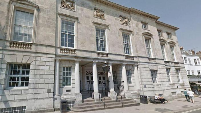 He was jailed at at Lewes Crown Court on Thursday (Picture: Google Maps)