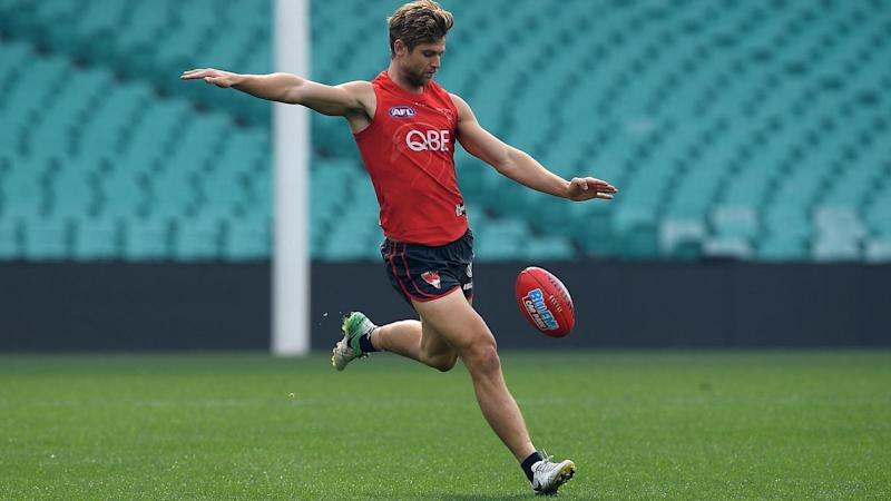 AFL SWANS TRAINING