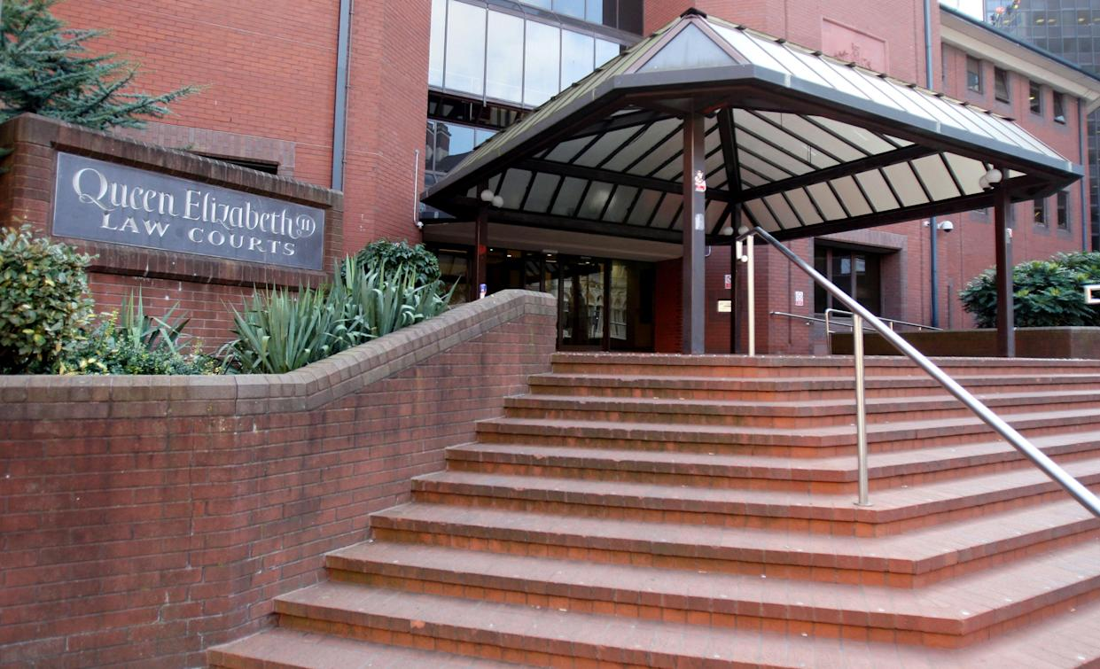 A general view of Birmingham Crown Court in Birmingham, West Midlands.   (Photo by Chris Radburn/PA Images via Getty Images)
