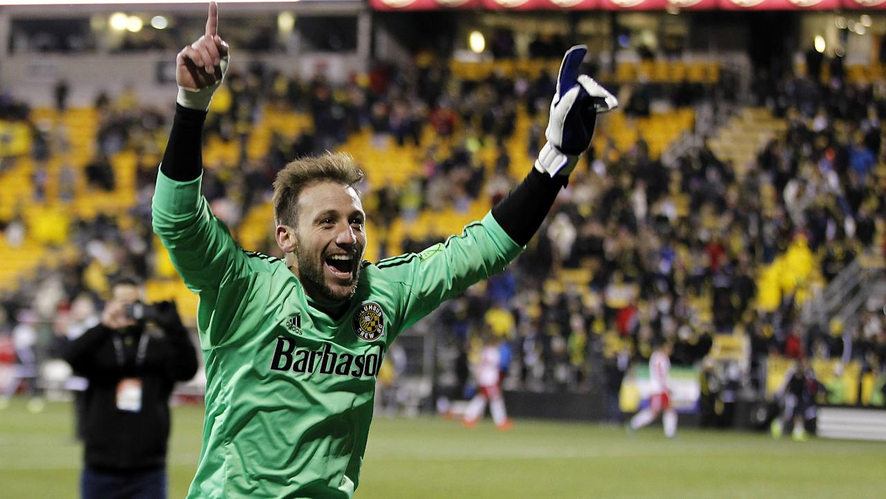 A finalist for MLS Goalkeeper of the Year in 2014, the 31-year-old is returning to MLS after a stint in Denmark