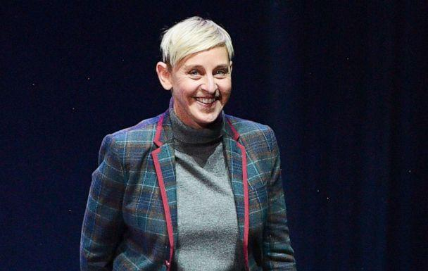 PHOTO: Ellen DeGeneres attends a question and answer session, March 3, 2019, in Toronto, Canada. (George Pimentel/Getty Images for TINEPARK)